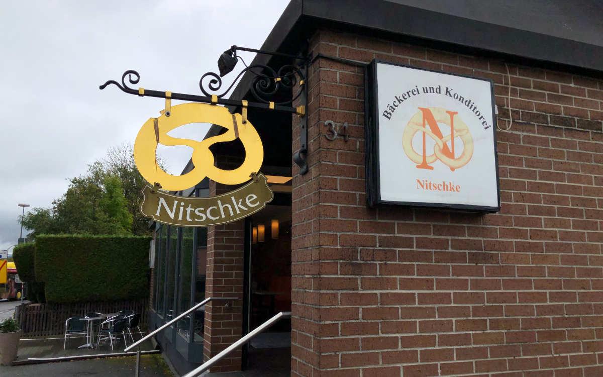 Die Bäckerei Nitschke in Bayreuth. Bild: Michael Kind