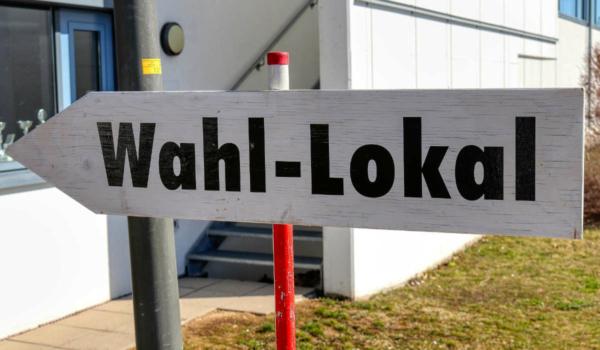 Wahllokale in Bayreuth: Bei der Bundestagswahl darf auch ohne Corona-Test gewählt werden - auch dann, falls die 3G-Regel gelten sollte. Symbolbild: Pixabay