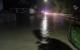 Bindlach im Kreis Bayreuth wurde von dem Unwetter schwer getroffen. Gemeindeteile wurden überflutet. Foto: Feuerwehr Bindlach