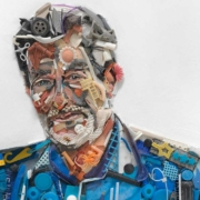 Kunst-Richtfest im Stöckelkeller Unternschreez. Foto: Tess Felix - Captain Charles Moore, The Moore Institute / Alguita