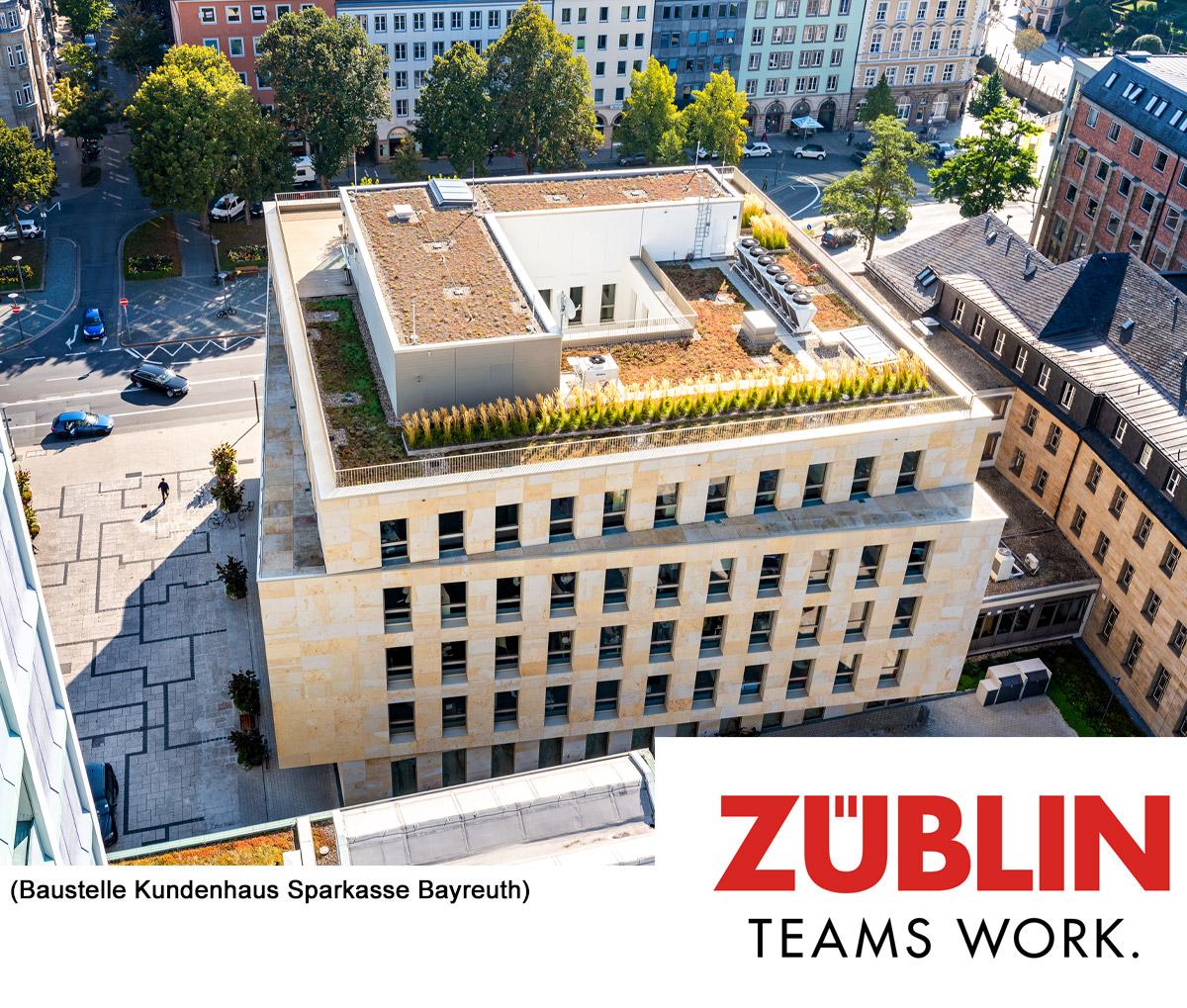 Arbeitgeber Ed. Züblin AG Toplogo