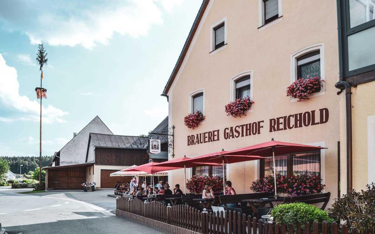 Die besten Tipps für eine Bierwanderung in der Fränkischen Schweiz. Foto: Alexandra Baier