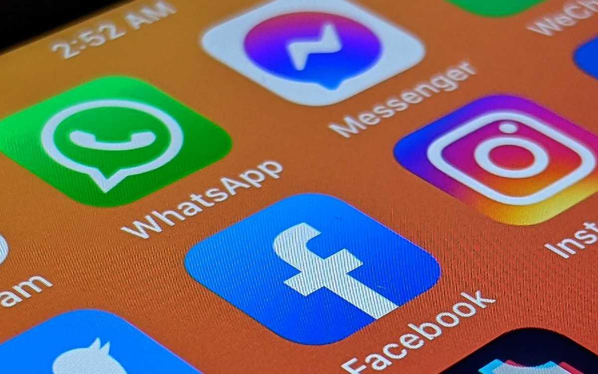 Facebook, Instagram und WhatsApp sind am Montagabend (04. Oktober) offline. Symbolbild: Pixabay