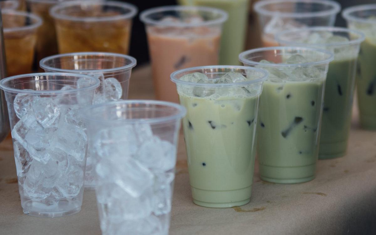 Im Rotmain-Center in Bayreuth hat ein neuer Teeladen aufgemacht: Tea Motion hat ab dem 7. Oktober geöffnet. Symbolbild: Unsplash/Frank Zhang