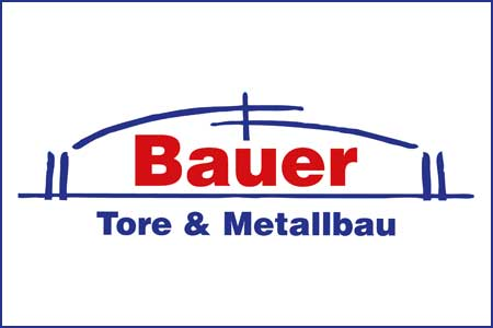 Logo Bauer Tore & Metallbau