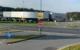 Kreuzung in Bayreuth-Wolfsbach: Hier verlaufen B2 und B85. Eine Ampel soll hier demnächst den Verkehr regeln. Bild: privat