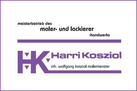 Logo Malerbetrieb Kosziol